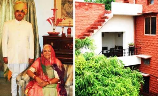 Indrashan Homestay, Jodhpur
