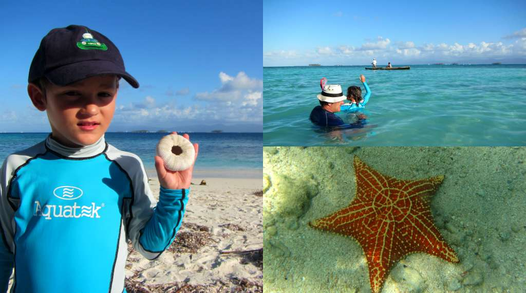 Sailing in San Blas, Panama with kids: An unplugged haven for both adults and children!
