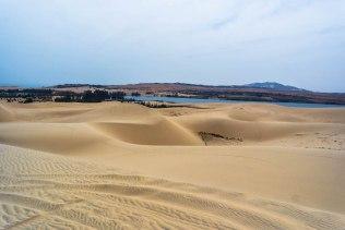 Whitesand dunes