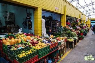 Markt in Bogota