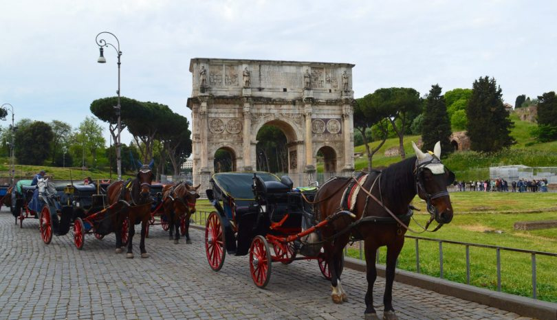 Roma in 12 ore (I parte)