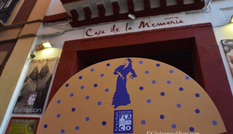 (Italiano) Spettacolare spettacolo di flamenco a Siviglia