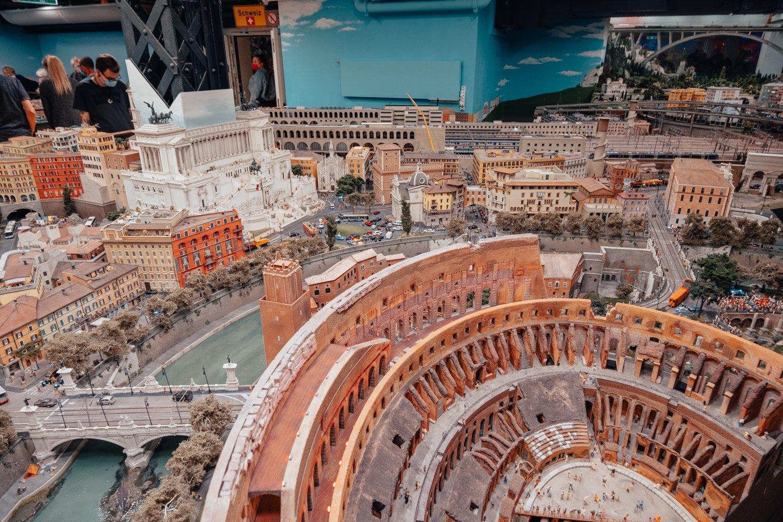 Miniatur Wunderland Roma