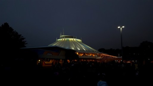 Space Mountain: look familiar?