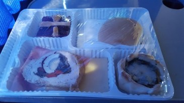 Not quite sure what they fed us on this bus ride