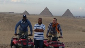 What's so RAD about the Quad Bike tour in Giza?