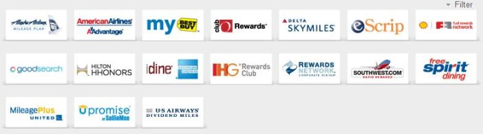 Rewards Network Dining Program