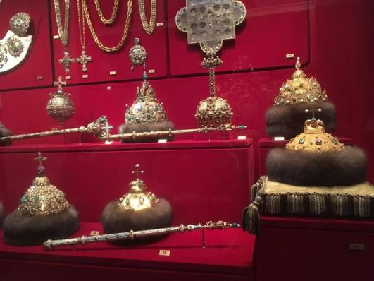 The Crowns of Russian Princes