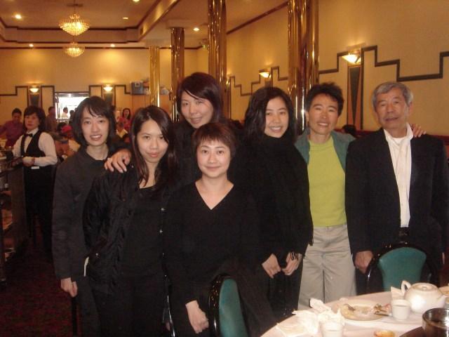 2006: Family trip to L.A.