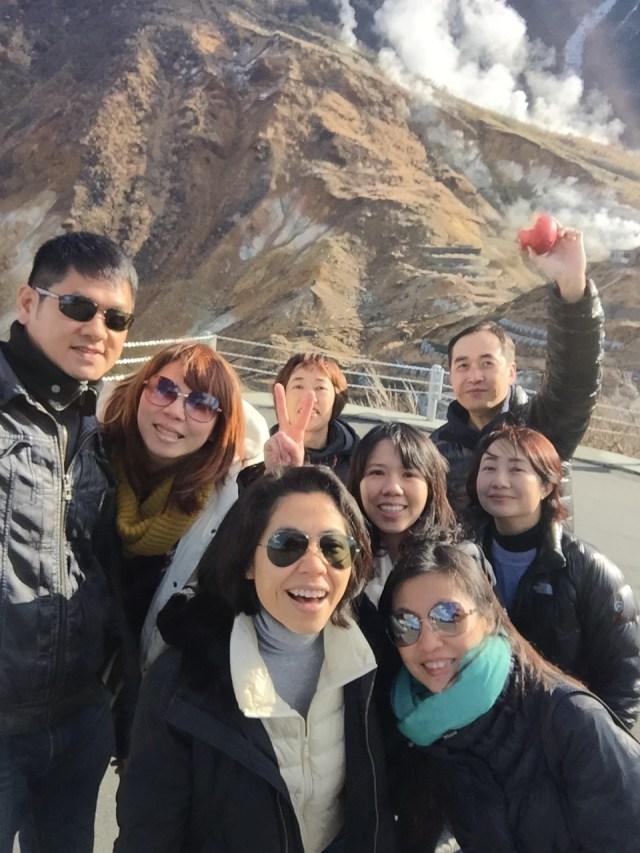 2015: Cousins' trip to Hakone