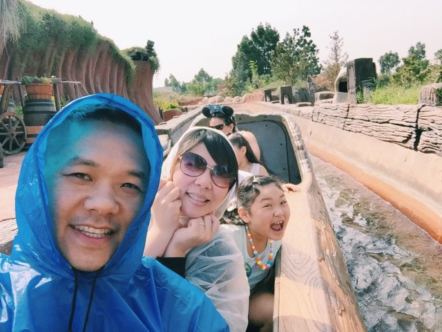 I think Splash Mountain will always be my favorite ride there