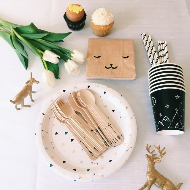 The cutest party ware from Harlow and Grey