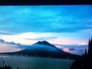 Sunrise at Lake Atitlan Guatemala