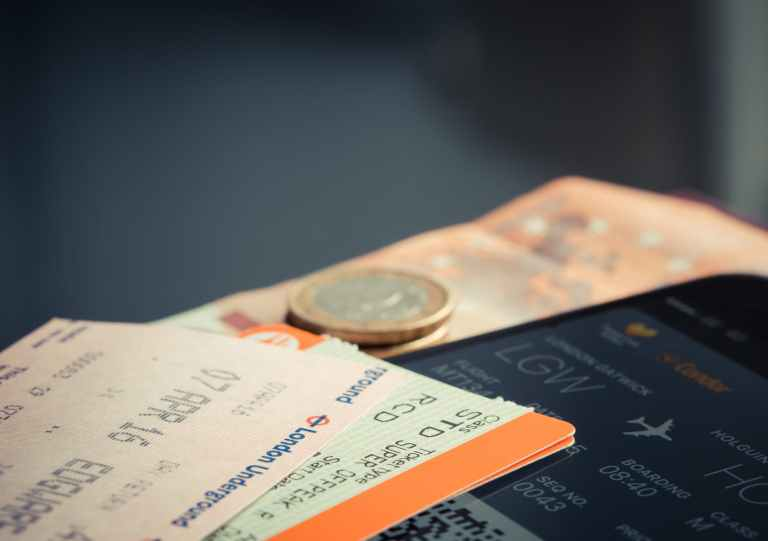 iphone travel euro ticket
