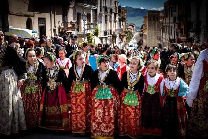Easter in Sicily 1