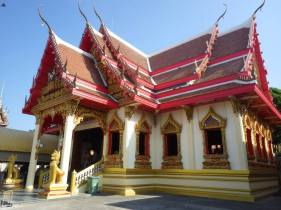 Gorgeous Temple in Hua Hin