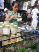 Coconut ice cream <3