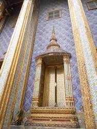 Door at Grand Palace, Bangkok