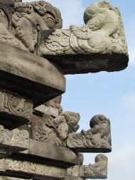 Detail at Prambanan, Java, Indonesia