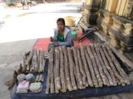 Thanaka, Bagan, Burma