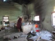 Kitchen at Mahagandayon Monastery, Mandalay, Burma