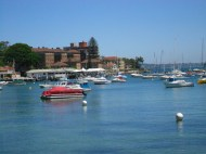 Manly Harbour, Sydney