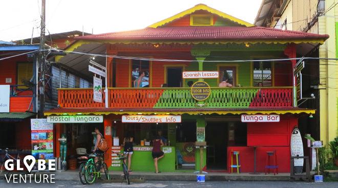 Bocas del Toro - die Hauptinsel Colon