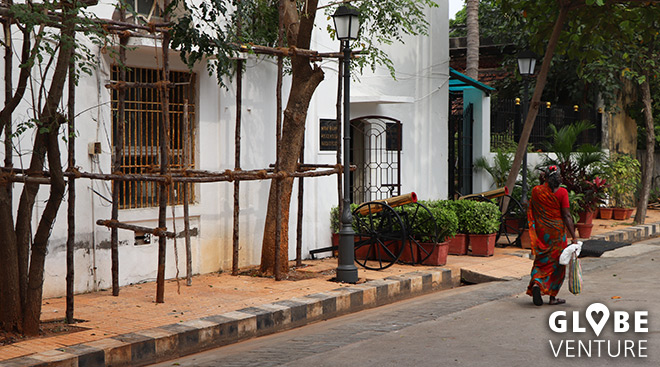White Town - Pondicherry