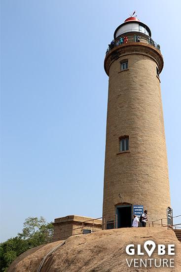 Leuchtturm in Mamallapuram