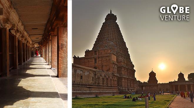Brihadishvara-Tempel in Thanjavur