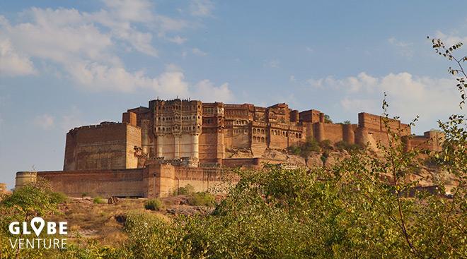 Meherangarh Festung
