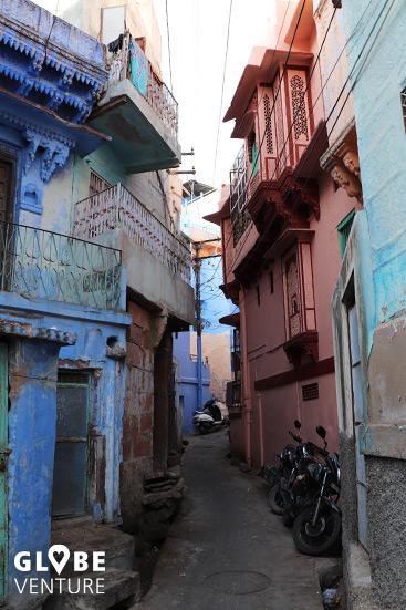 Jodhpur, Altstadt