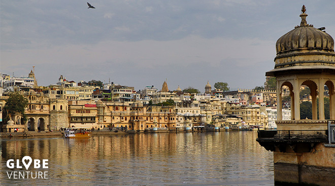 Udaipur - Pichola See