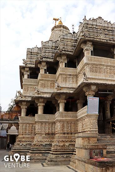 Udaipur - Jagdish Tempel