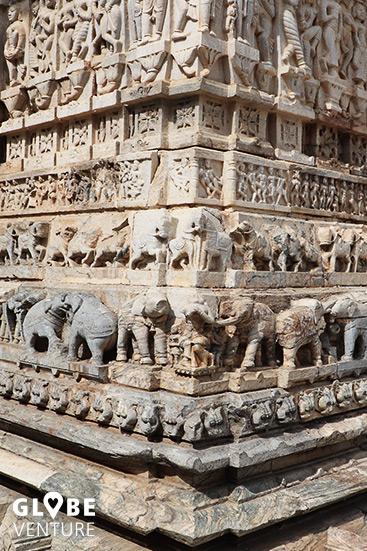 Jagdish Tempel - Details