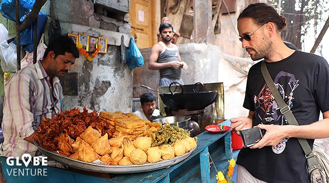 indien Mumbai Streetfood