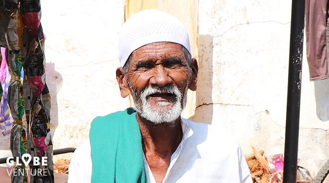 Indien Mann