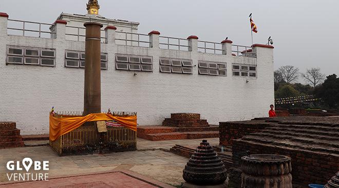 Maya Devi Tempel Lumbini