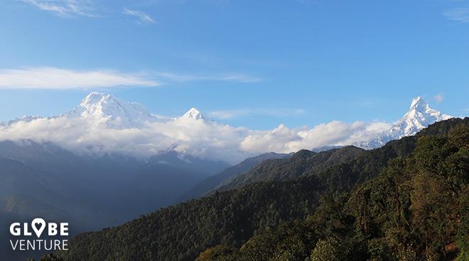 Nepal, Mardi Himal Trek, Fishtail, Annapurna