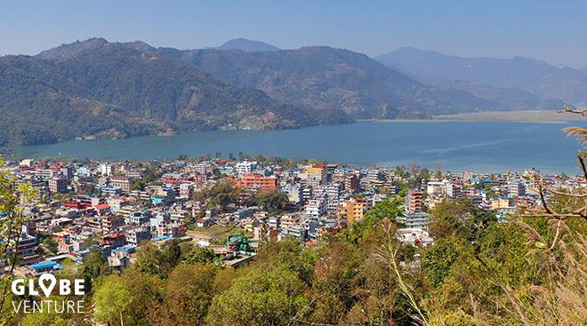 Pokhara - Phewa Lake