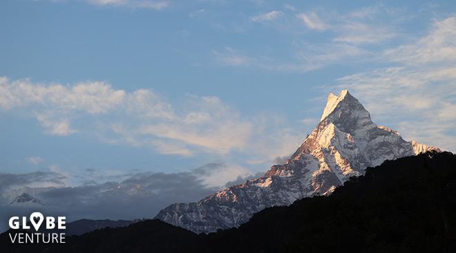 Mount Fishtail Nepal Machapuchare