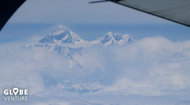 China Everest Airplane
