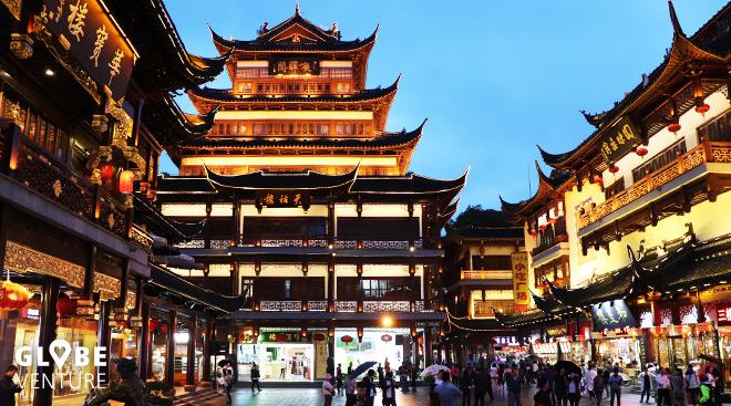 China Shanghai Shopping