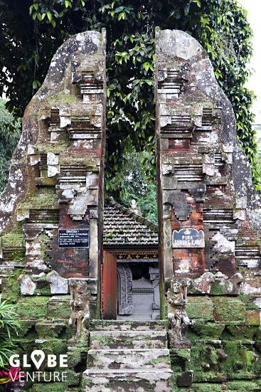 Der Gunung Kawi Sebatu Tempel in der Nähe von Ubud