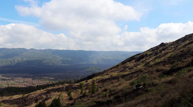Indonesien Bali Mount Batur