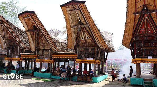 Sulawesi Tana Toraja Kete Kesu