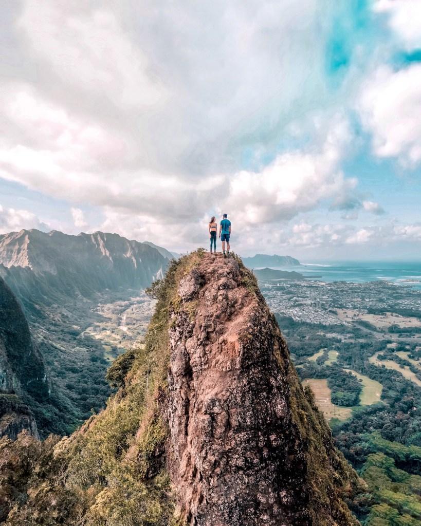 Pali Notche's Hike Oahu