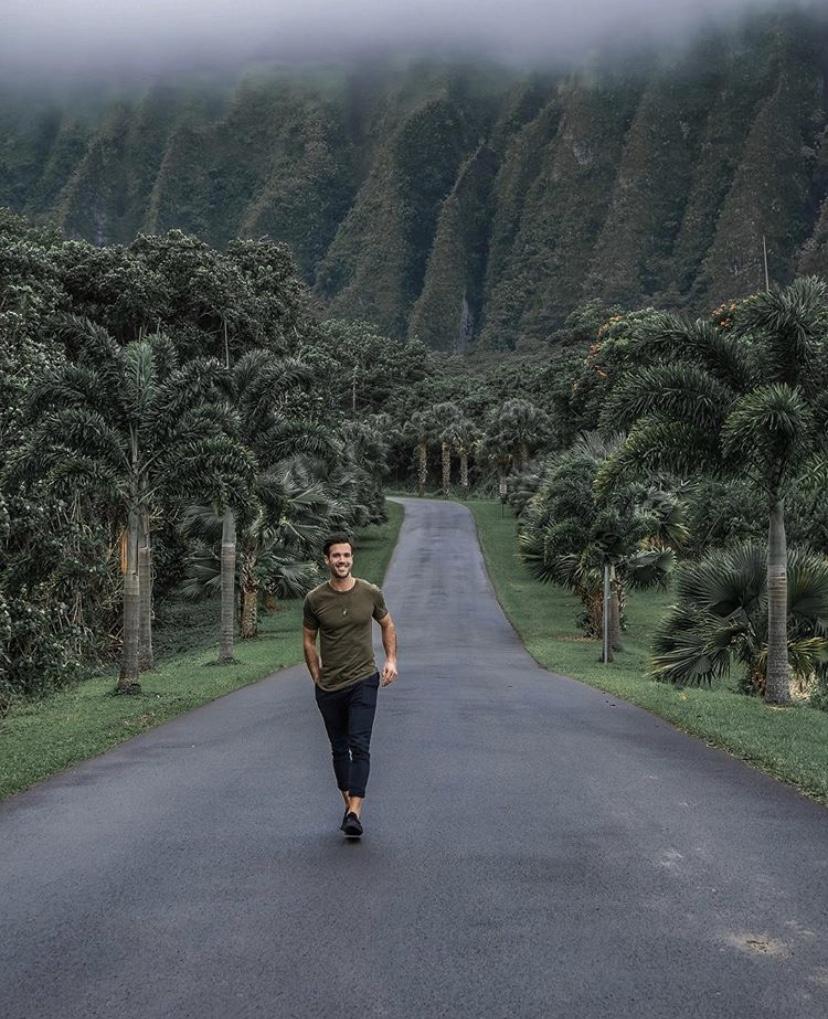 Botanical Gardens Oahu