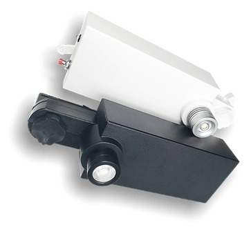 Non-Maintained D50 LED Track Mounted Anti-Panic Emergency Light