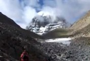 Towards Holy Mountain Kailasha